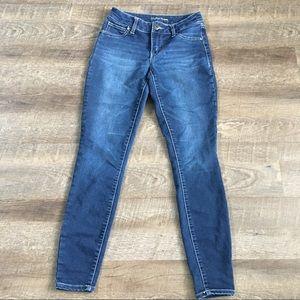 Maurice's Skinny Jegging Jeans-SZ XS R